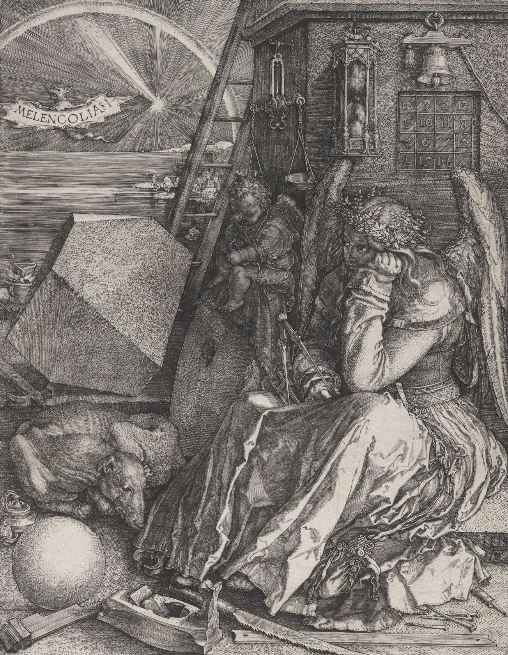 Durer's Melencolia