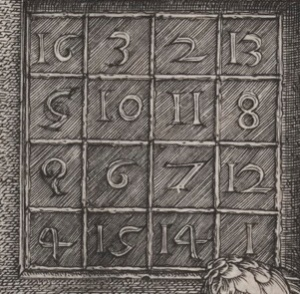 Durer's Magic Square