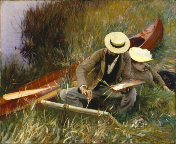 Sargent's An Out-of-Doors Study